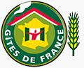 Logo Gîtes de France 1 épi