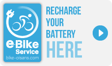 E-Bike Service - Recharge your battery here